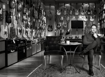 """Richard """"Studio 54"""""""